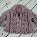 Baby Bobble Jacket pattern