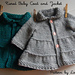 Baby + Toddler Tiered Coat and Jacket pattern