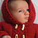 Red Riding Coat pattern