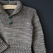 Boy Sweater pattern