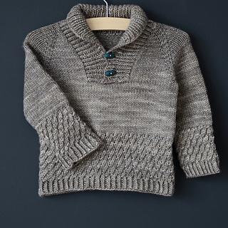 Ravelry: Boy Sweater pattern by Lisa Chemery