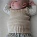 Little Vest or Dress pattern