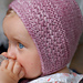 Worsted Entrechat Bonnet pattern
