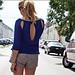 Sexy Back Sweater pattern