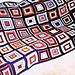 God's Eye Blanket pattern