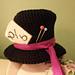 Mad Hatter's Hat pattern