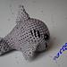Little shark pattern