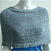 Easy Lacey Capelet pattern