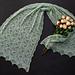 Dancing Lilies Shawl pattern