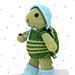 Rainy Day Turtle pattern