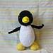 Macaroni Penguin pattern