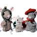 Holiday Mice pattern