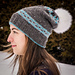 Icy Trails Hat pattern