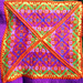 Year Long Afghan 2, Month 10: Fair Isle pattern