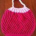 Swirl Wrist Bag pattern
