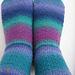 Take Five Socks pattern
