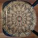 Claret Elegant Doily pattern