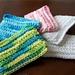 Crochet Dish Sponge pattern