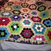 Making Bloom: Cozy Crocheted Afghan pattern