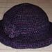 Crochet Brimmed Hat pattern