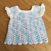 Children's French Pop-Over Smock or Dress #65532 pattern