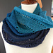 Soft Spring Cowl pattern