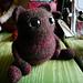 Little Monster Bear pattern