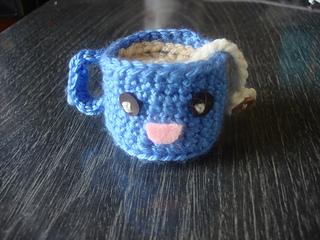 Amigurumi tea