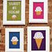 """""""Sweet Treats"""" Knitted Wall Art pattern"""