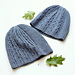 Aaron reversible hat pattern