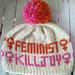 Feminist Killjoy hat pattern
