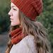 Lazlo Slouch Hat pattern