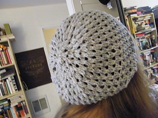Slouched (non)Tuva Hat