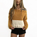 Sonoma Colorblock Sweater pattern