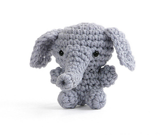 crochet elephant amigurumi - YouTube | 271x320