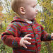 # 982 Babies Neck Down Cardigan pattern