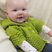 # 1505 Lacy Baby Hoodie pattern