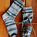 # 242 Beginner's Mid Weight Socks pattern