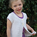 # 106 Girls Cap Sleeve Cardigan Vest pattern