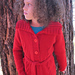 # 1503 Girls Top Down Cable Cardigan pattern