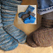 #116 Mukluk Slippers pattern
