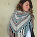 The Earth Shawl pattern