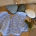 Ripple Baby Cardigan pattern