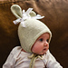 Bunny Hat with Chin Ties pattern