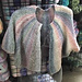 Sideways Yoke Shrug pattern