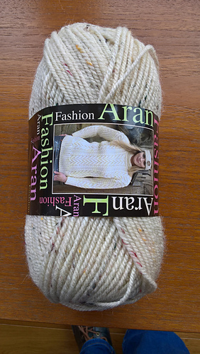 KC120-M per 100 gram ball King Cole Fashion Combo Knitting Yarn Aran