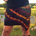 Color Flow Skirt pattern