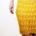 Golden Lace Skirt pattern