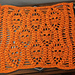 Lost Souls Skull Tessellated Afghan/Shawl pattern