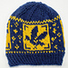 Ravenclaw Knit Hat (Harry Potter) pattern